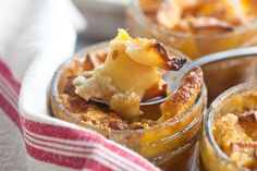 I make no secret that I'm a true fan of canning. But there are some other things in jars that I also love, like desserts. Jill took this book we love, got inspired, and served up very pretty apple custard pies. You can too by Read more...