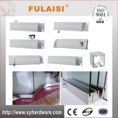 Source Stainless steel Glass folding door fitting or glass door accessories on m.alibaba.com Window Accessories, Door Fittings, Stainless Steel 304, Sliding Glass Door, Glass Doors, Window Hardware, Folding Doors, Closed Doors, Windows And Doors