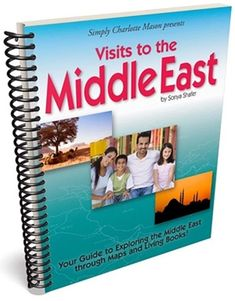Explore the Middle East through captivating photography, a traveler's firsthand accounts, and step-by-step work with maps, plus lots of ideas for additional living books and activities. (Grades middle east Visits to the Middle East Middle East Map, Material World, Teaching Style, Charlotte Mason, Guided Reading, Geography, Curriculum, Told You So, Europe