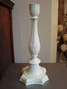 Creamware Candlestick c1775