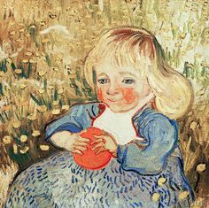 Vincent van Gogh - L'Enfant a l'orange