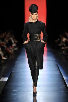JEAN PAUL GAULTIER COUTURE FW13. WOW!