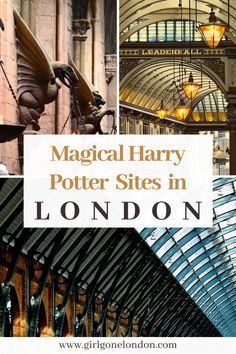 If you just want to go on a self-guided tour or if you want to hit a few stops during your stay in London, but not all at once, here are some of the most famous filming locations for Harry Potter in London. Movies In London, Best Countries In Europe, Harry Potter London, Visit England, London With Kids, London Night, London Attractions, Things To Do In London, London Calling
