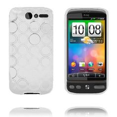 Amazona (Hvit) HTC Desire G7 Deksel Phone, Cover, Amazons, Telephone, Slipcovers, Blankets, Mobile Phones