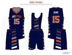 Team Basketball Jersey Design Custom Sublimation