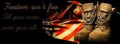 Free Memorial Day Facebook Covers
