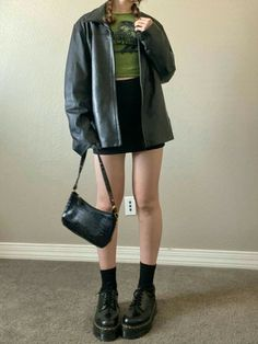 Indie Outfits, Retro Outfits, Cute Casual Outfits, Summer Outfits, Fashion Outfits, Edgy Outfits, Teen Girl Outfits, 2000s Fashion, Grunge Outfits