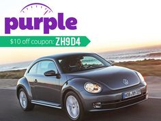 Purple App : Get $5 off Gas Delivery with Purple Coupon Code ZH9D4