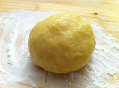 Base per torte salate senza burro