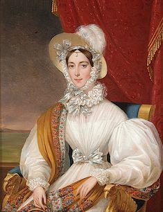 1830s Empress Maria Anna of Austria by Johann Nepomuk Ender (Boris Wilnitsky)