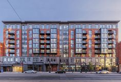 625 H Street Hord Coplan Macht Mixed Use