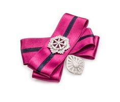 Give yourself a reward for being great - medal brooch, casual luxury, manufactured by House of April