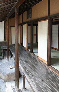 japanische h user architektur veranda berdachung holz japanese houses pinterest. Black Bedroom Furniture Sets. Home Design Ideas