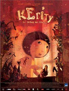 Kérity la maison des contes est un film de Dominique Monféry avec Jeanne Moreau, Julie Gayet. Synopsis : Natanaël a bientôt 7 ans, mais il ne sait toujours pas lire... Lorsque sa tante Eléonore lui lègue sa bibliothèque contenant des centaines de livres (...) A partir de 5 ans