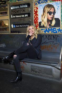 Ashley Benson - Prive Revaux Fan Meet & Greet in New York 12-3-17