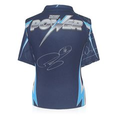 """Phil """"The Power""""Taylor Signed Darts Shirt. £99.99"""
