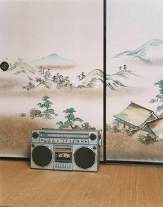 Takashi Yasumura A Tape Recorder, 2002