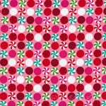 Michael Miller Fabrics Peppermint Dot Pink [MM-CX5954-Pink] - $10.45 : Pink Chalk Fabrics is your online source for modern quilting cottons and sewing patterns., Cloth, Pattern + Tool for Modern Sewists