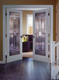 Feather River Door Wood Interior Doors - Preston in Painted Prime Advantage Double Door by Feather River Door, via Flickr