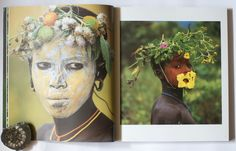 """ViMhandmade - Hans Silvester """"Natural Fashion. Tribal decoration from Africa"""""""