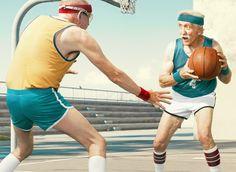 photo Les séniors basketteurs de Dean Bradshaw