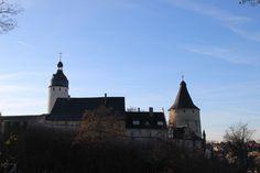 typisches Schlossmotiv - Altenburg