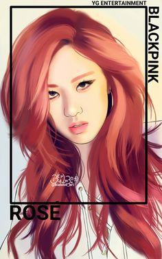 Blackpink Rosé