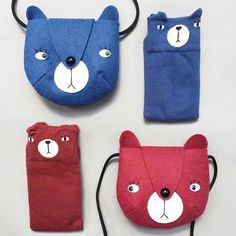 Fun accessories for kids🐻Bear knee high socks and bags👀 Authentic #minidressing kids fashion! eversimplicity.com
