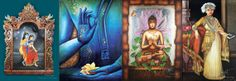 indian traditional paintings http://ananyaarts.com