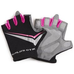 Gold's Gym Women's Tacky Gloves, Pink Strength Training Accessories, Multicolor Gym Gloves, Workout Gloves, Weight Lifting Motivation, Gyr, Weight Lifting Gloves, Gym Weights, Weight Training, Strength Training, Fun Workouts