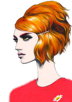 pippa mcmanus fashion illustrator