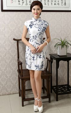 a37c346416fc8 23 Best Chinese New Year Inspired Fashion images | Cheongsam, Custom ...