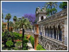 Galeria del Grutesco - siviglia, Sevilla