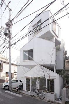 House by Sou Fujimoto