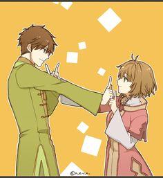 L Syaoran and K Sakura