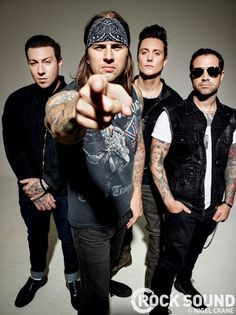 Exclusive Avenged Sevenfold Cover Gallery #A7X