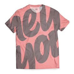 'HEY YOU' T-Shirt by ElenaIvanPapa on miPic #TSHIRT #SPLENDID #PINK #HEYYOU #YOU #WORDS #STATEMENT #FASHION #STYLE