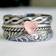 heart ring  love this