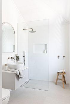 Home Interior Salas .Home Interior Salas Bathroom Interior, Modern Bathroom, Small Bathroom, White Bathrooms, Master Bathrooms, Dream Bathrooms, Bathroom Ideas White, Bling Bathroom, Paris Bathroom