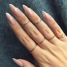 'Secret' nail lacquer @chanelofficial  #nikki_makeup #naturalnails #shadeofthemoment
