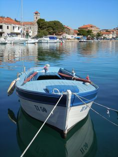 Tisno - Otok Murter / Tisno - Island Murter, Croatia
