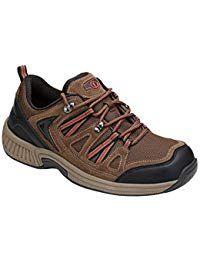6cb507b5943e0e Proven Pain Relief Sorrento Comfortable Plantar Fasciitis Orthopedic  Diabetic Flat Feet Men's Outdoor Shoes