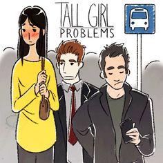 7 problèmes que seules les grandes peuvent comprendre