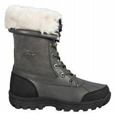 Lugz Tambora Boots (Charcoal/Cream/Black) - Women's Boots - 6.0 M