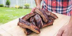 The Absolute Easiest Way to Smoke Ribs  - Delish.com