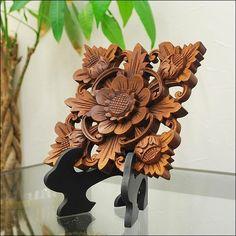 auc-mamoqq | Rakuten Global Market: Flower carved reliefs ...