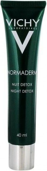 Vichy Normaderm Nuit Detox Αποτοξινωτική Φροντίδα Νύχτας Κατά των Ατελειών 40ml. Μάθετε περισσότερα ΕΔΩ: https://www.pharm24.gr/index.php?main_page=product_info&products_id=10729