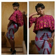Ankara dress styles:Latest styles only - African fashion and lifestyles Short African Dresses, African Fashion Designers, African Inspired Fashion, Latest African Fashion Dresses, African Print Dresses, African Print Fashion, African Wear, African Attire, African Prints