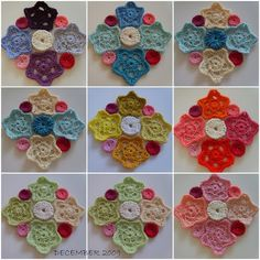 Very pretty #crochet