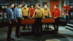 Hollywood's 100 Favorite TV Shows - 35. Star Trek - Photofest; Provided by The Hollywood Reporter